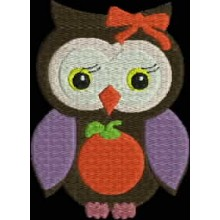 AUTUMN PUMPLIN OWL